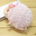 baby strap ひつじ ハイビスカス(ピンク) マスコットストラップ