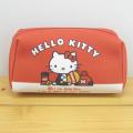 サンリオ スクエアポーチ(ネオプレーン) ハローキティ(Hello Kitty) テニス