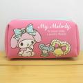 サンリオ スクエアポーチ(ネオプレーン) マイメロディ(MY MELODY) ピンク
