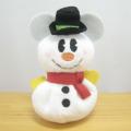 ディズニー Potepote ぽてぽてお手玉マスコット ミッキー(雪だるま シルクハット)
