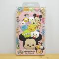 ディズニー TSUMTSUM ツムツム iPhone6対応 シリコンジャケット(ピンク)