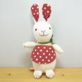 goodLuck(グッドラック) ぬいぐるみSサイズ ウサギのポルカ