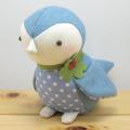goodLuck(グッドラック) ぬいぐるみSサイズ 青い鳥のチルチル