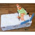 カエルのピクルス(かえるのピクルス) ピクルスウィンターシリーズ ティッシュカバー