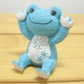 カエルのピクルス(かえるのピクルス) クラフトシリーズ アーカイブコレクション レジンドール スノーフレーク(青)