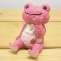 カエルのピクルス(かえるのピクルス) クラフトシリーズ アーカイブコレクション レジンドール いちご(ピンク)