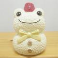 カエルのピクルス(かえるのピクルス) クラフトシリーズ アーカイブコレクション レジンドール 雪だるま