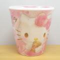 サンリオ ハローキティ(Hello Kitty) Wプリントメラミンカップ キラふわ