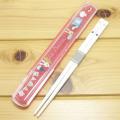 le Sucre(ル シュクル) 箸&箸ケース10(レッド)