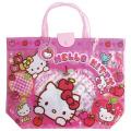 サンリオ ハローキティ(Hello Kitty) ビーチバッグ(バケット) ピンク