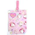 サンリオ ハローキティ(Hello Kitty) キルトシューズケース ピンク