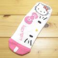 サンリオ ハローキティ(Hello Kitty) メッシュソックス フェイス 【靴下 レディース】