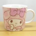 サンリオ マイメロディ(MY MELODY) ピンクドリーム マグカップS