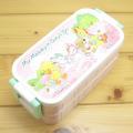 マイメロディ(MY MELODY)×スージーズー(Suzy's Zoo) レディース2段ランチボックス