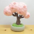 DECOLE(デコレ) concombre(コンコンブル) まったりマスコット お花見シリーズ 桜盆栽