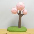 DECOLE(デコレ) concombre(コンコンブル) まったりマスコット お花見シリーズ この木なんの木桜の木