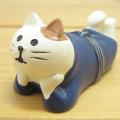 DECOLE(デコレ) concombre 旅猫 宿猫(三毛猫)