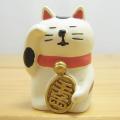 DECOLE(デコレ) fukumono(フクモノ) concombre うとうと招き猫(三毛猫)