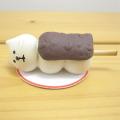 DECOLE(デコレ) concombre(コンコンブル) まったりマスコット 菓匠もち猫本舗 もち猫 あん団子
