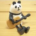 DECOLE(デコレ) concombre(コンコンブル) まったりマスコット ギターパンダ