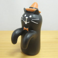 DECOLE(デコレ) concombre(コンコンブル) HELLO,HALLOWEEN 正座でうらめしや・黒猫