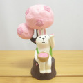 DECOLE(デコレ) concombre(コンコンブル) まったりマスコット まったり桜まつり 花咲かうさぎ
