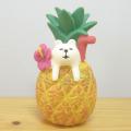 DECOLE(デコレ) concombre(コンコンブル) 旅猫 in HAWAII アイスしろくま(パイナップルジュース)