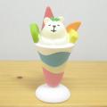 DECOLE(デコレ) concombre(コンコンブル) 旅猫 in HAWAII アイスしろくま(トロピカルパフェ)