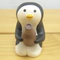 DECOLE(デコレ) concombre(コンコンブル) まったりマスコット ビーチキャンプ お酌ペンギン
