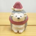 DECOLE(デコレ) concombre(コンコンブル) 森のクリスマス はりねずみ 居眠り