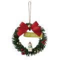 DECOLE(デコレ) concombre(コンコンブル) concombreクリスマス会 まったりマスコット付きリース しろくま
