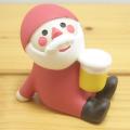 DECOLE(デコレ) concombre(コンコンブル) concombreクリスマス会 ビールサンタ