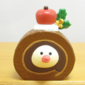 DECOLE(デコレ) concombre(コンコンブル) Merry CHRISTMAS concombre APPLE PARTY  文鳥スイーツ ココアロール