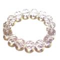 ダイヤカット天然水晶13.5mm x 15個