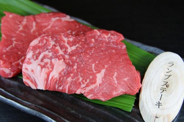 桜黒牛ランプステーキ(150g)