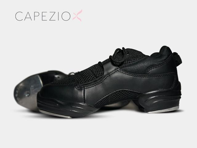 カペジオ タップスニーカー SPDS11(黒)