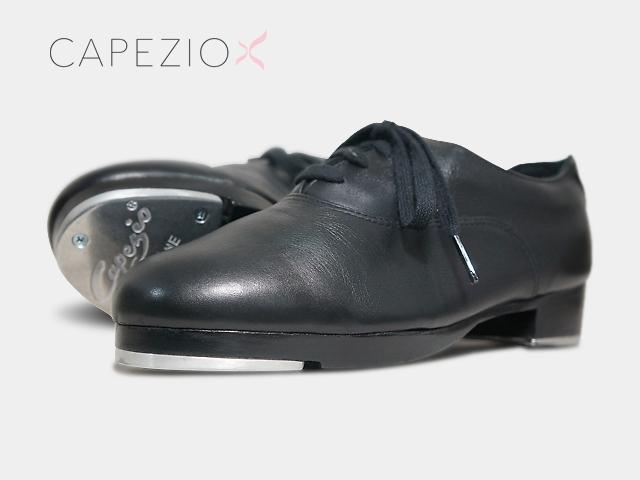 Capezio(カペジオ)タップシューズSPM61 ダブルソールBASEMENT仕様