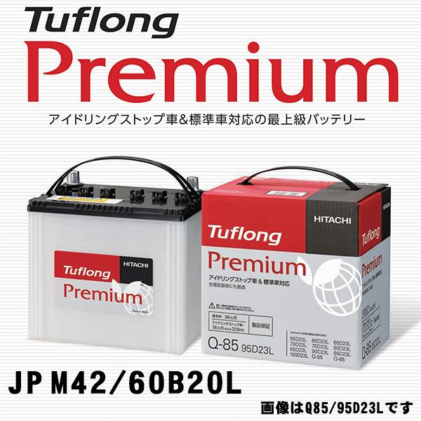 Tuflong Premium JPM-42/60B20L