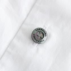 【名入れボタンセット】ES105 13mm ベーシックカラーセット 名入れオーダーボタン 5色×15個 合計75個セット