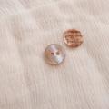 【丸型(定番)】あわび貝ボタン#00104 2穴13mm