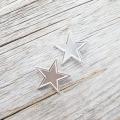 星コンチョボタン