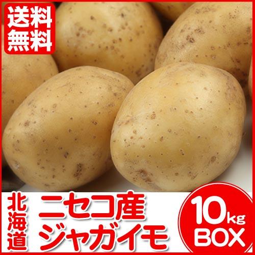 北海道産ジャガイモ10.0kg