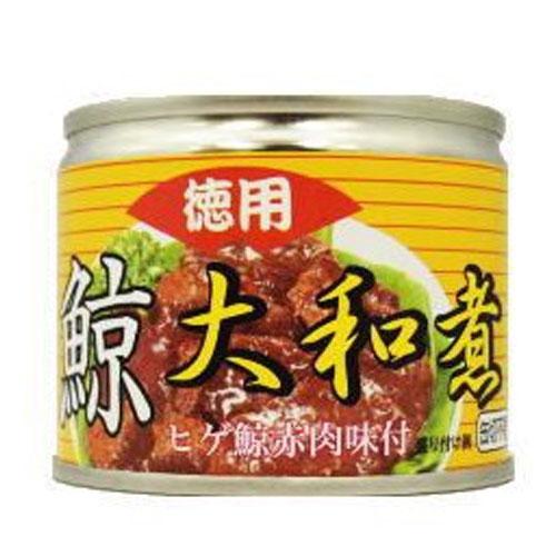 鯨大和煮 [徳用120g×12缶 ]