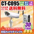 【CT-C095】キャロットシステムズ製 デジタルワイヤレスカメラ・受信機セット(AT-2400WCS)