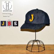 "JAPAN BLUE(ジャパンブルー)、""JB-CAP01-J&B&E""、デニムクラシックキャップ [小物][帽子]"