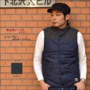 """����Ϻ������ MOMOTARO JEANS��""""SV011-3""""�������֥졼�пإ����ܡ��٥��� [��������]"""