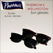 "PHERROW'S フェローズ、""WELLINGTON""、ウェリントン サングラス [小物]"