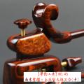 【夢釣工房】NO.45 南米紫檀×玉花梨大砲万力(中)