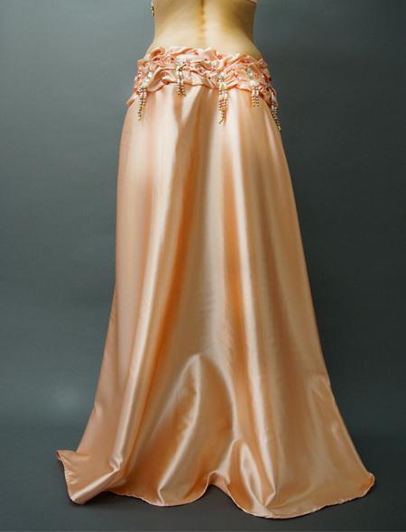 チェリーピンクベリーダンス衣装 ミラーナ