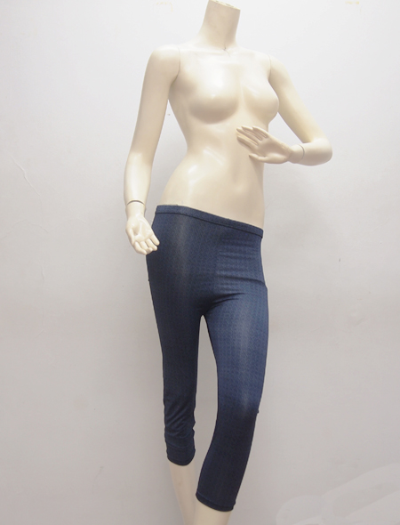 デニムレギンス1 ミラーナベリーダンス衣装